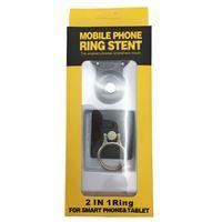 Imagen de Soporte anillo para celular con accesorios para colgar, en caja