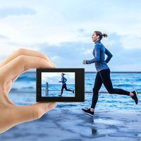"""Imagen de Cámara deportiva waterproof, con pantalla de 2"""" y conexión a wifi, en caja"""