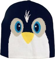 Imagen de Gorro infantil, con diseño pingüino, varios colores