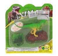 Imagen de Dinosaurio con accesorios, varios modelos, en blister