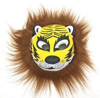 Imagen de Máscara de EVA, con pelo, varios diseños de animales