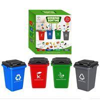 Imagen de Aprendemos a reciclar, juego de memoria, en caja