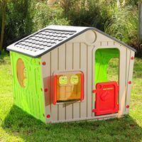 Imagen de Casita para niños STARPLAY, de plástico,140x115x108, en caja