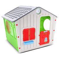 Imagen de Casita para niños STARPLAY,de plástico,140x108x115, en caja