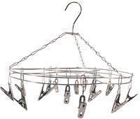 Imagen de Colgante para ropa de metal, 15 palillos