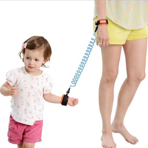 Imagen de Arnés pulsera extensible, para cuidado de niños, en caja