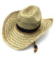 Imagen de Sombrero de caballero, de fibras naturales