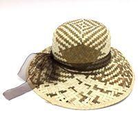 Imagen de Sombrero de dama, de fibras vegetales