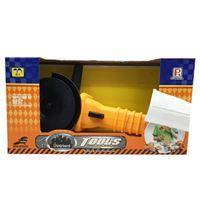 Imagen de Amoladora con sonido, 2AA, en caja