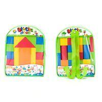 Imagen de Blocks 32 piezas goma EVA, en bolsa de PVC